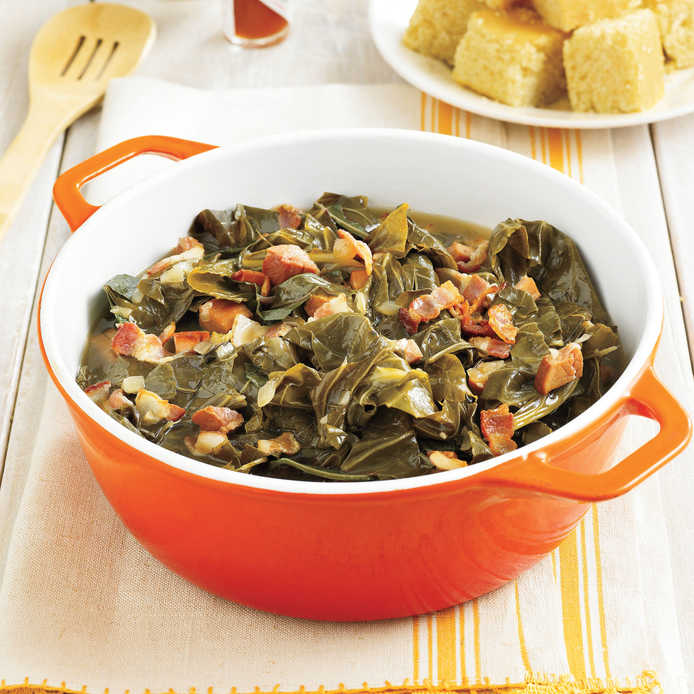 ... Collard Greens, making them an essential part of your traditional