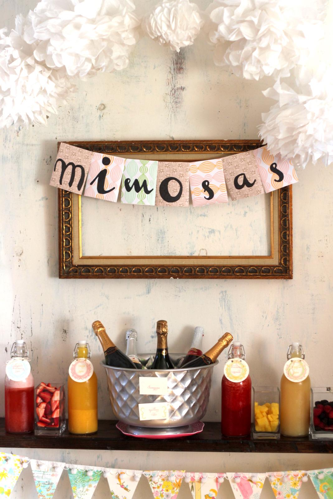 Sips Etc Mimosa Bar Teaser