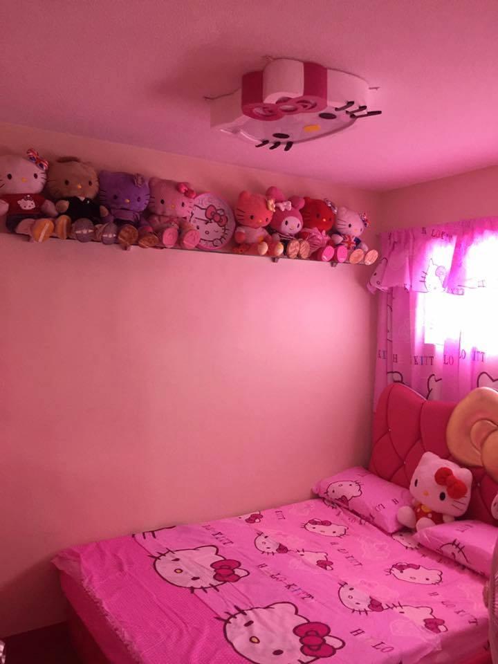 Bilik Tidur Hello Kitty Brad Erva Doce Info