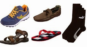 Men's / Women's Footwear – All below Rs.599 @ Amazon