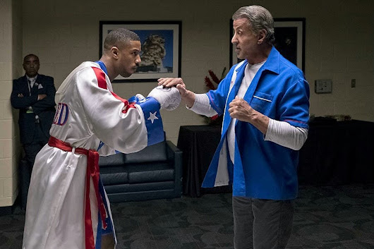 Finding Inspiration in My Favorite Sports Film {+ Creed II in Theaters November 21}