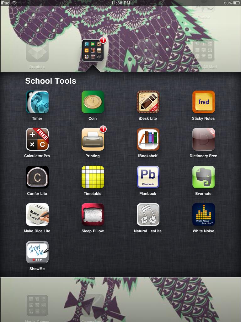 Kinder Rocks!: Need Educational Ipad App Ideas