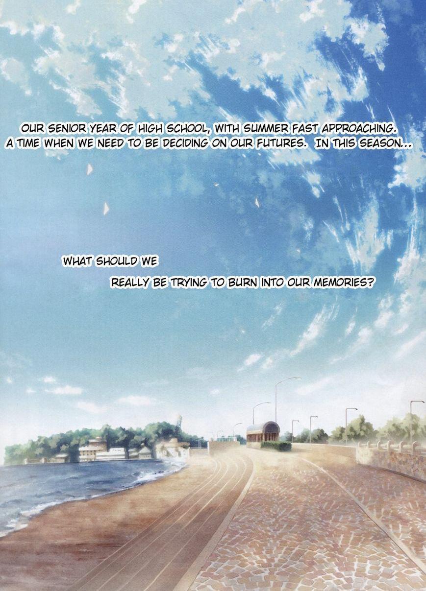 Tari Tari - Chapter 4