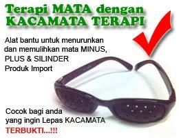 Kacamata Terapi Pinhole Glasses  19c8b83063