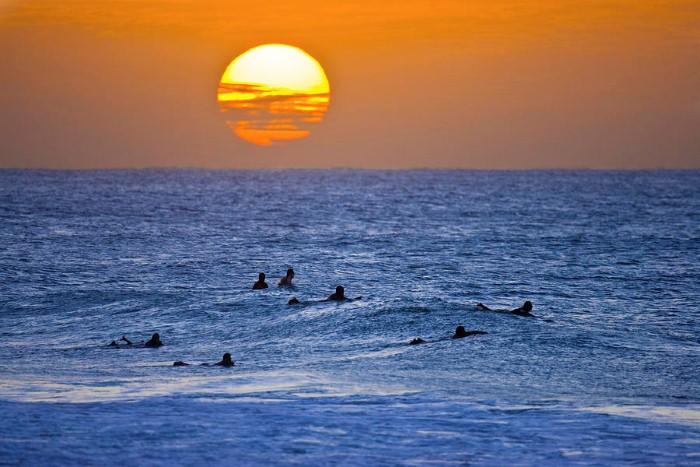 Красоты Гавайских островов. Фотографии. Sean Davey 7