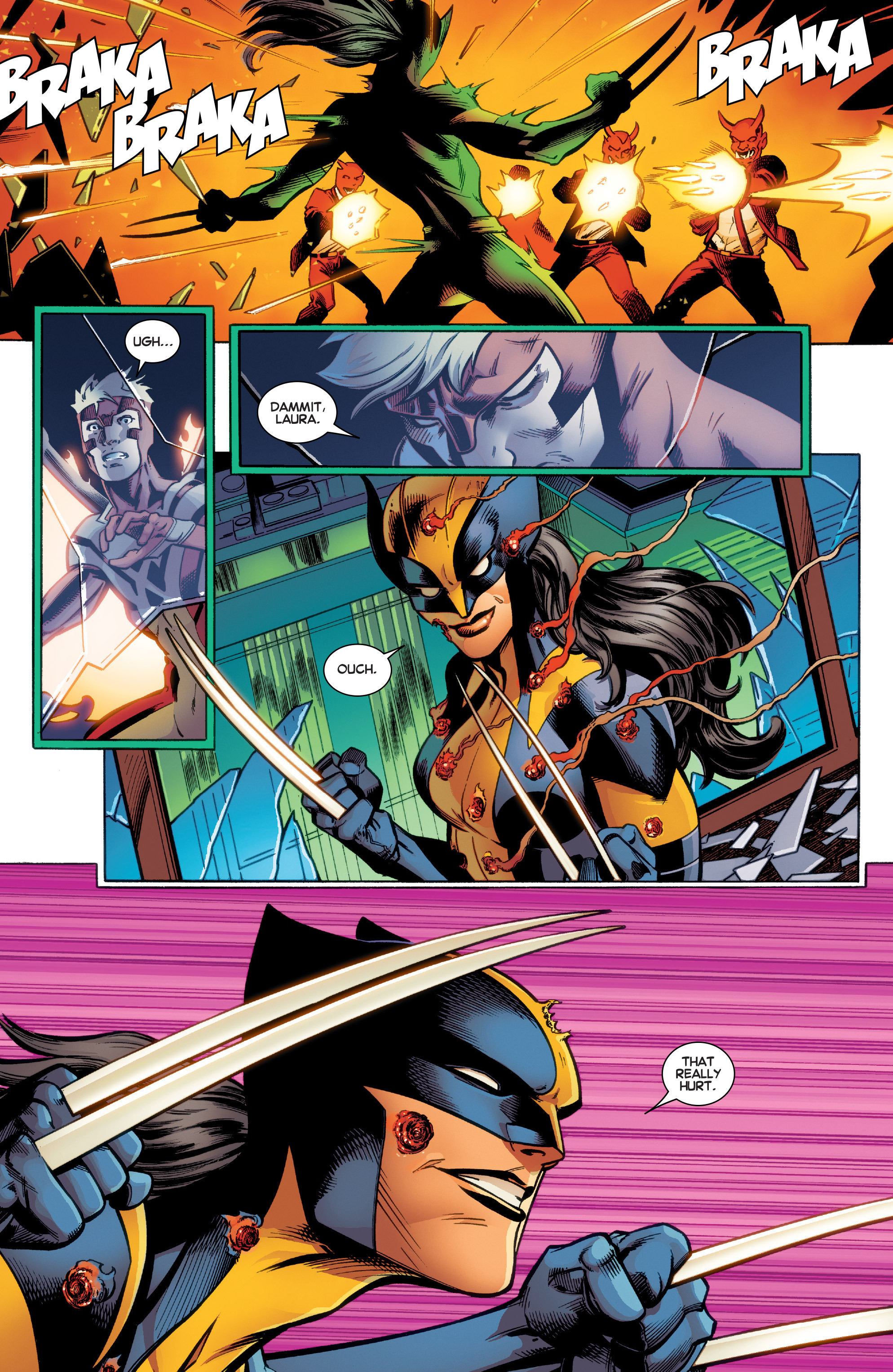 Read online All-New X-Men (2016) comic -  Issue #4 - 5