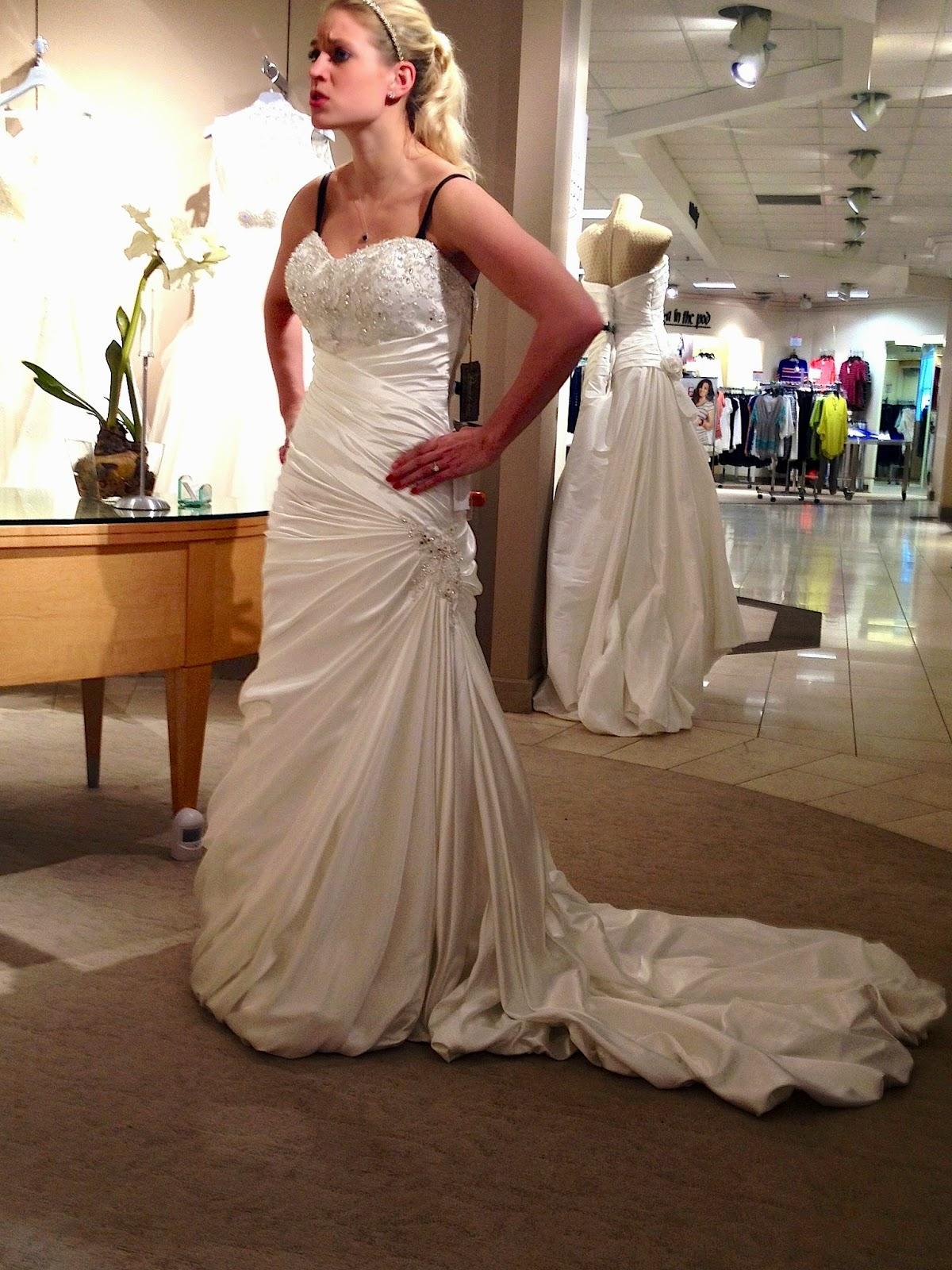 shopping for my wedding dress wedding dresses macys the only dress I liked at Macy s Bridal Salon