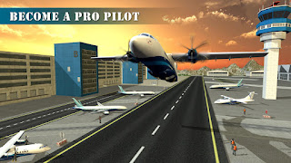 Airplane Pilot Training Academy Flight  v1.0.3 Mod