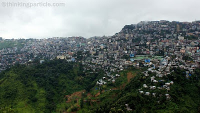 capital of Mizoram  aizawal