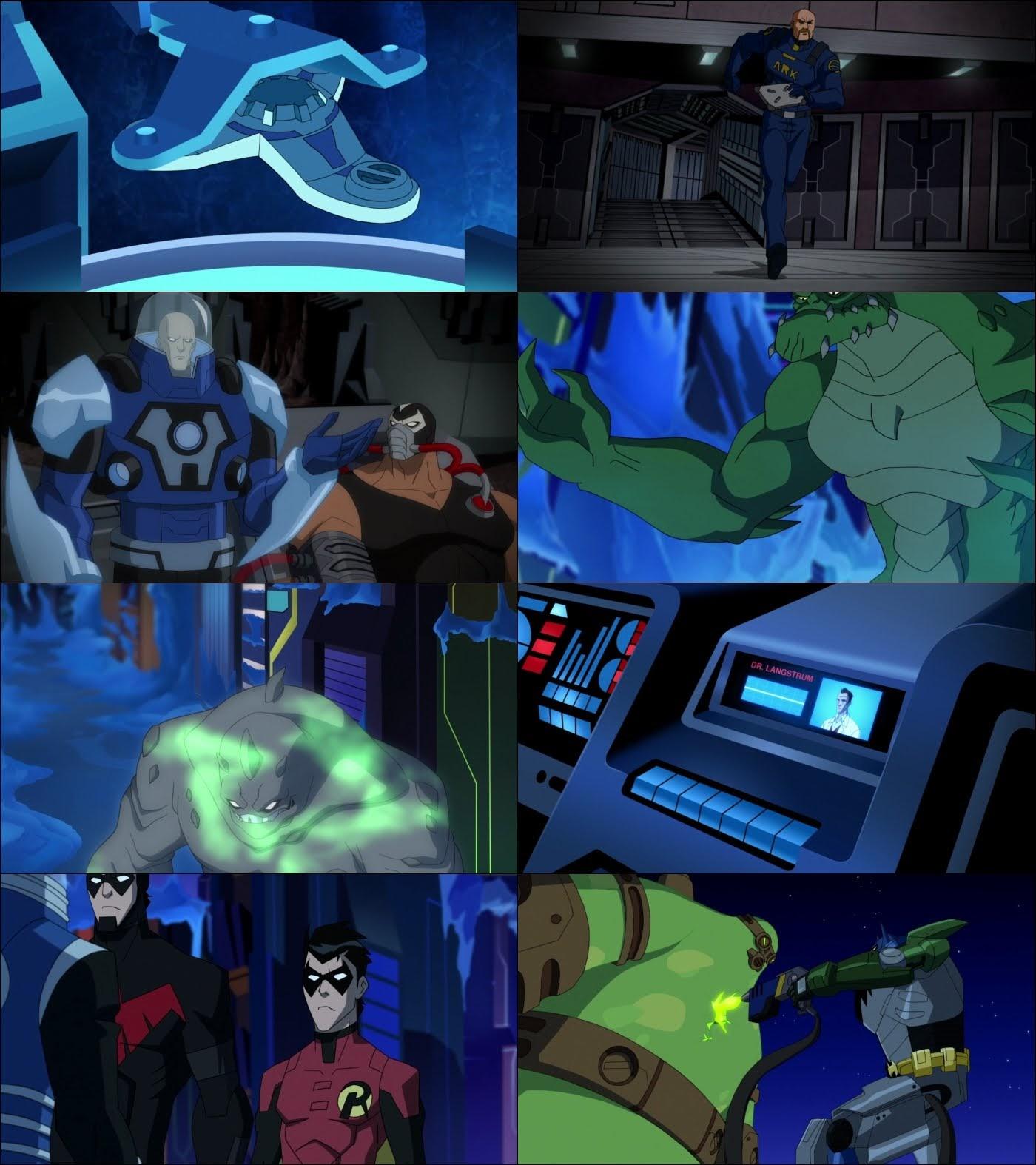 Batman Unlimited Maquinas vs Monstruos 1080p