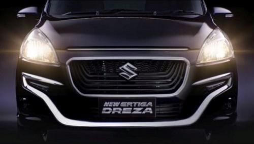 Spesifikasi dan Harga Suzuki Ertiga Dreza