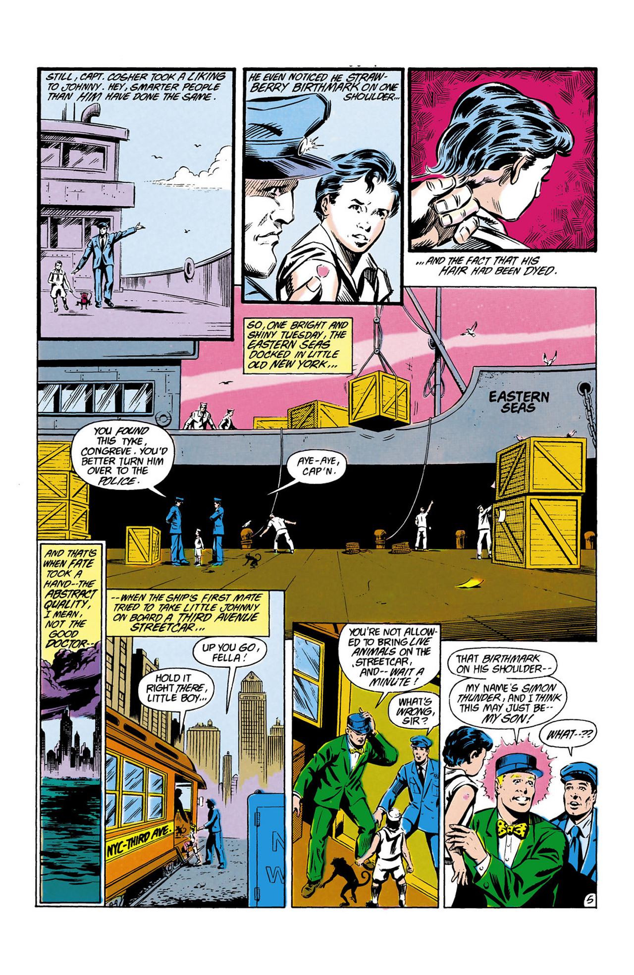 Read online Secret Origins (1986) comic -  Issue #13 - 35