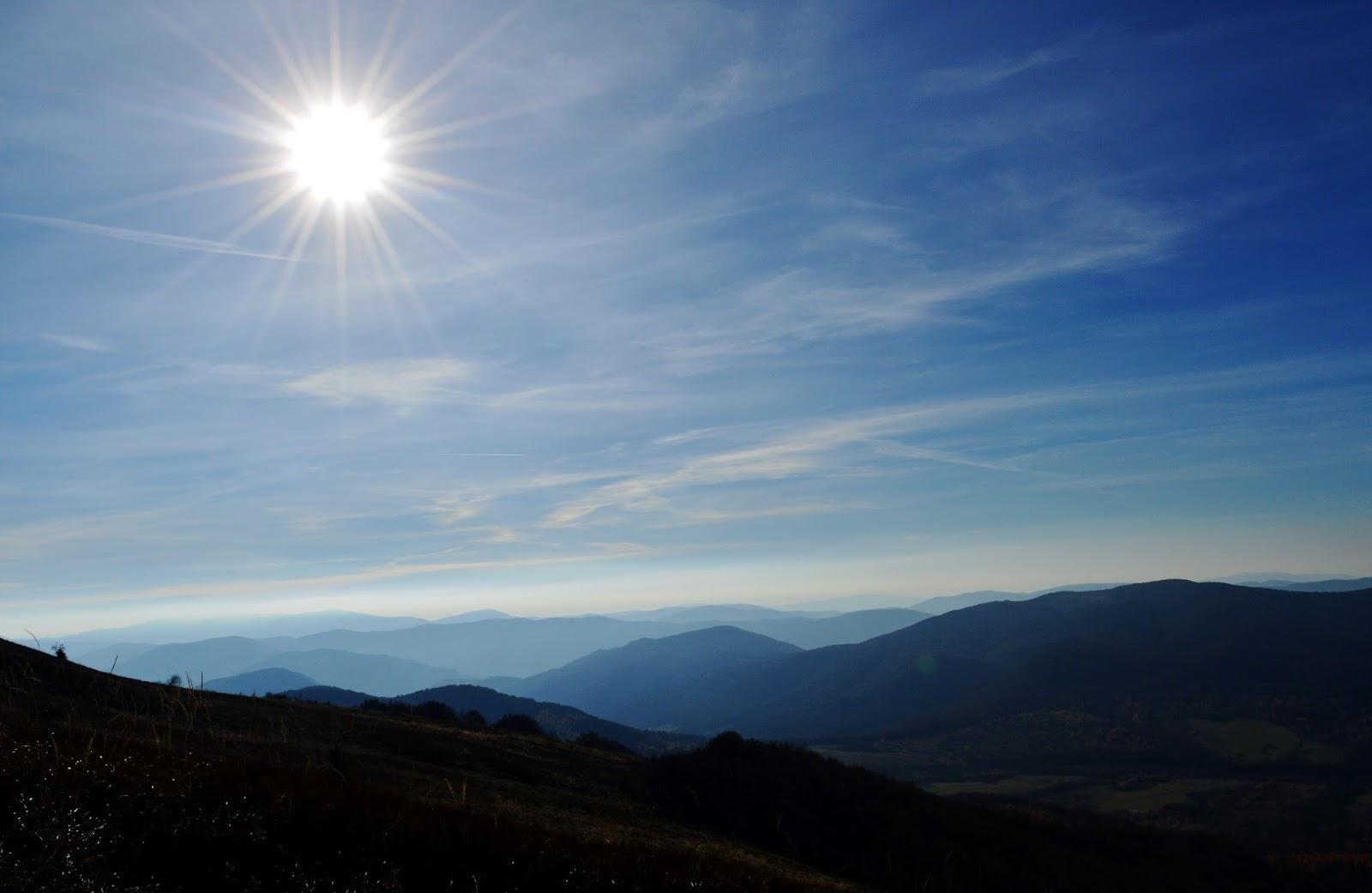 Ochrona przeciwsłoneczna w górach