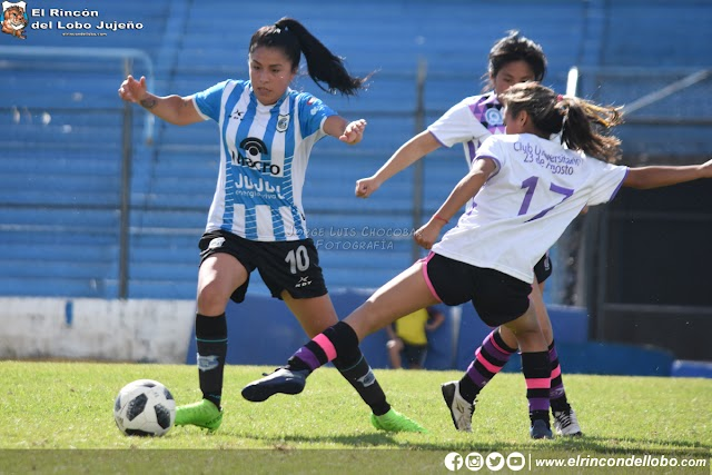 Fotos | 2019 | Reserva Femenina | Gimnasia 3-1 Universitario | Liga Jujeña