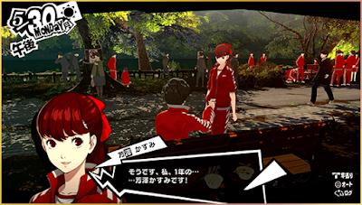 Vídeo de Persona 5 The Royal introduzindo Kasumi Yoshizawa é divulgado