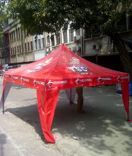 jual tenda promosi daerah bekasi