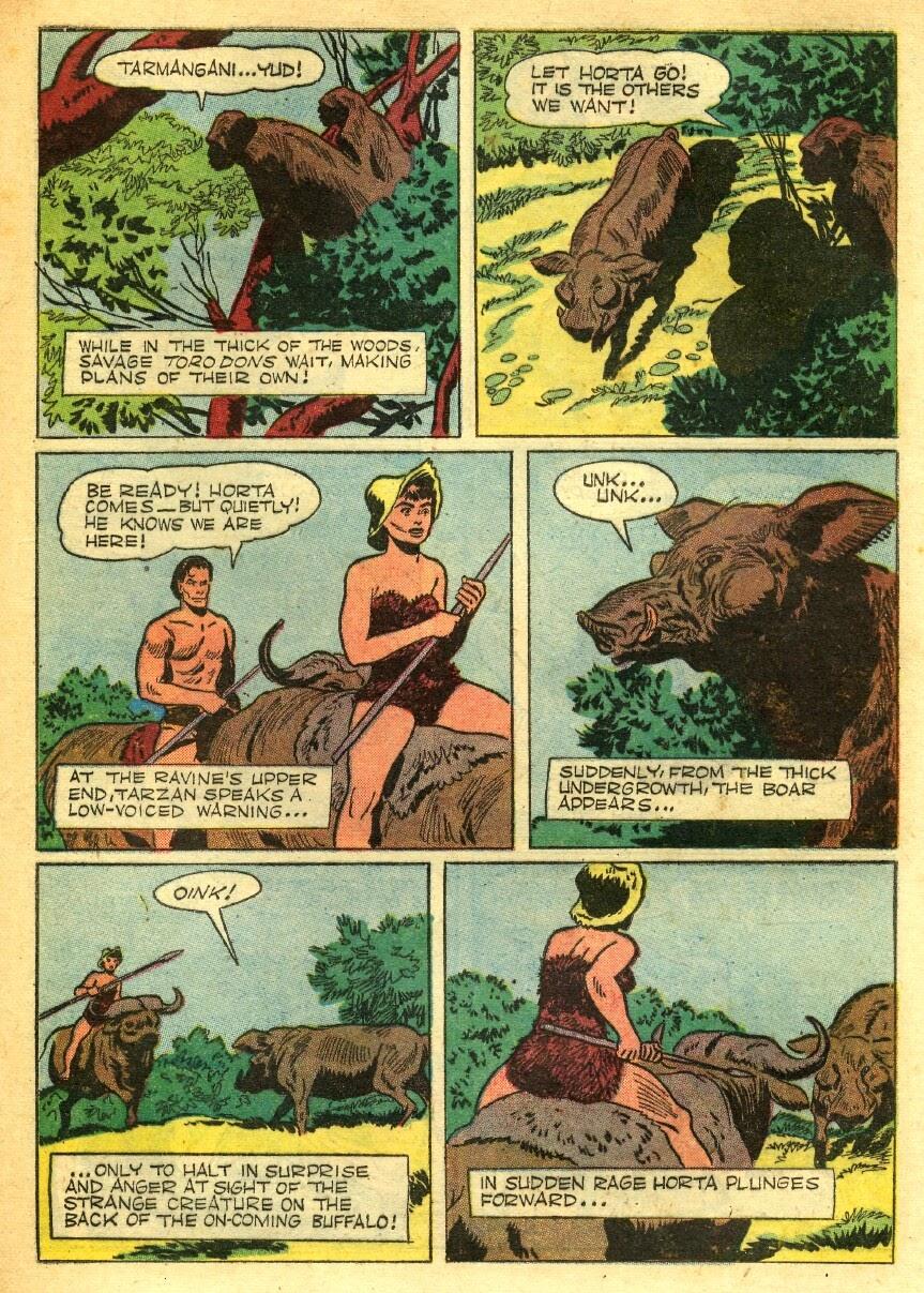 Tarzan (1948) issue 56 - Page 29