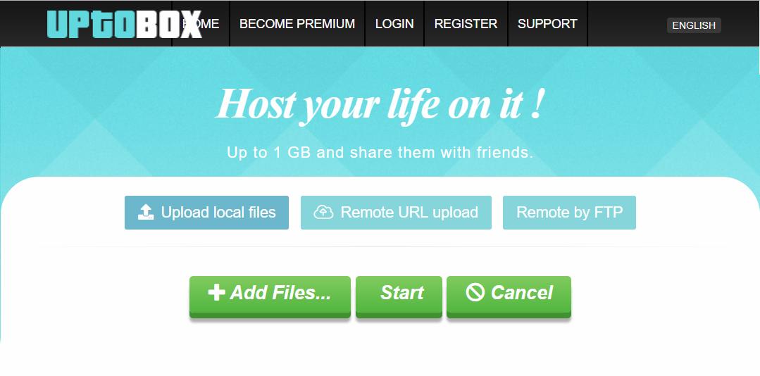 Uptobox 免費空間檔案下載教學,自動編碼影片檔可線上觀看- 逍遙の窩