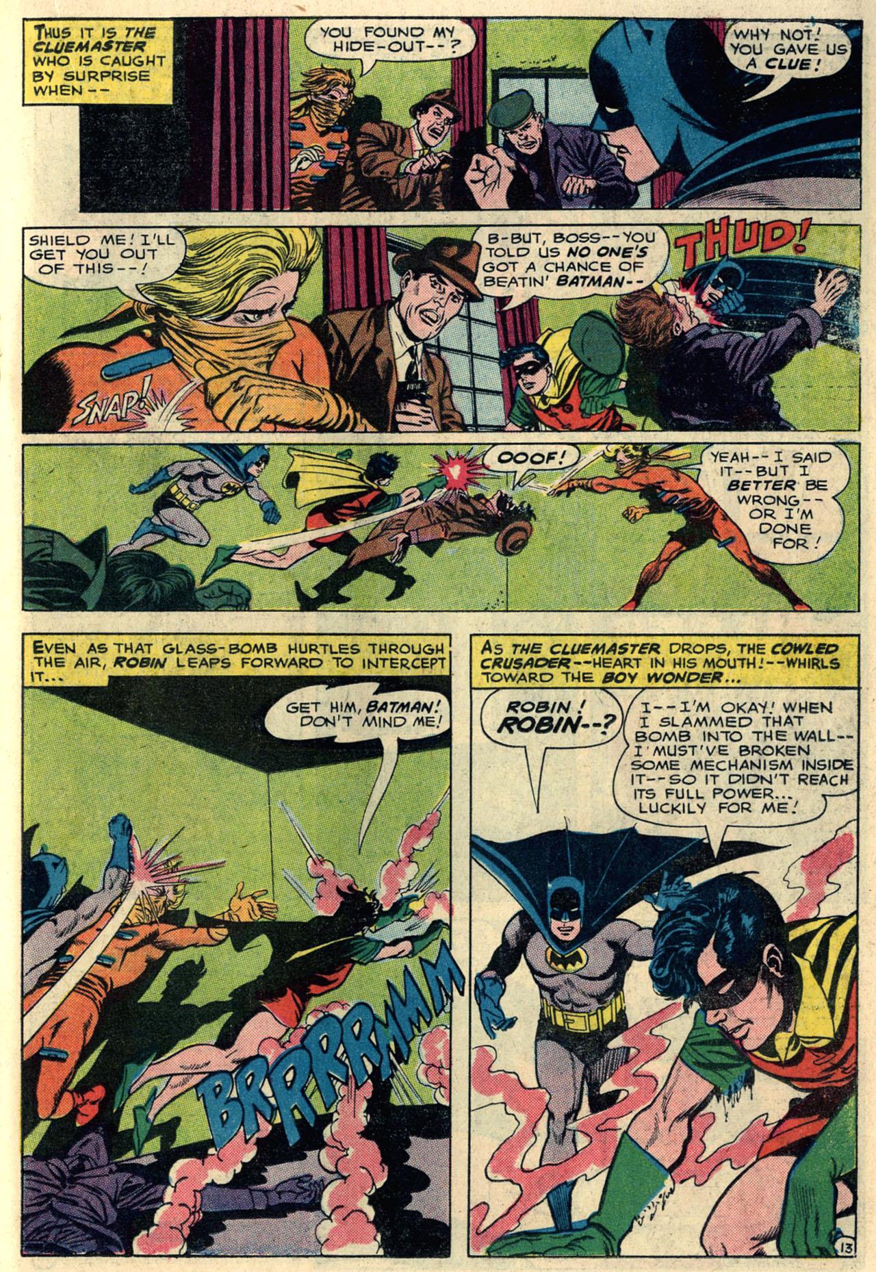 Detective Comics (1937) 351 Page 18