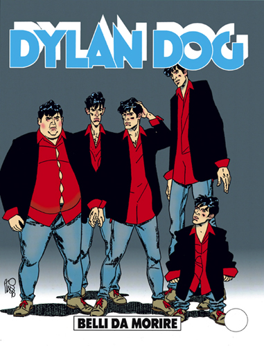 Dylan Dog (1986) 144 Page 1
