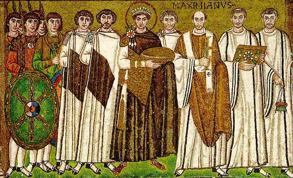 emperor justinian builder of the byzantine