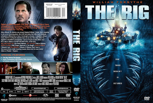 The Rig DVD Cover