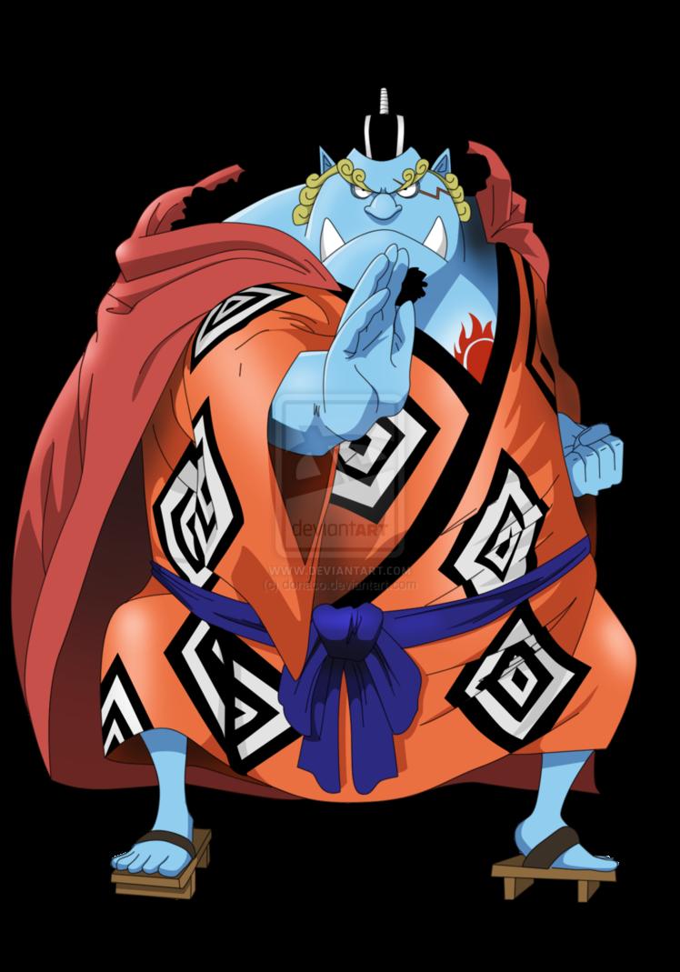 Nice Anime: One Piece วันพีช - เจ็ดเทพโจรสลัด : จินเบ (Jimbei)