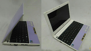 netbook bekas acer ao happy