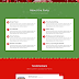 Seraphine - Christmas Marketing Landing Page