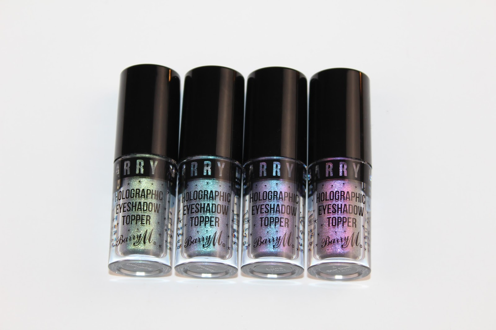 6ed6866af89 Barry M Holographic Eye Topper Review and Photos - Stila Magnificent Metals  Dupes?!