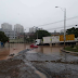 MACAÉ| População sofre os transtornos da forte chuva na cidade