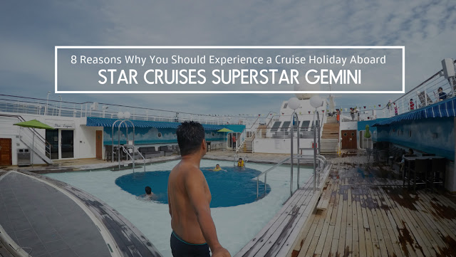 Star Cruises Superstar Gemini Experience