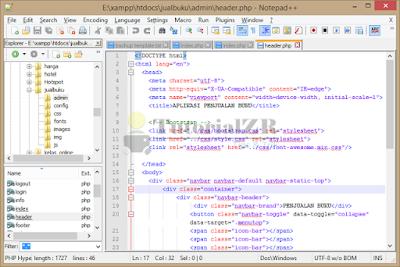 7 Text Editor untuk Belajar Pemrograman Web