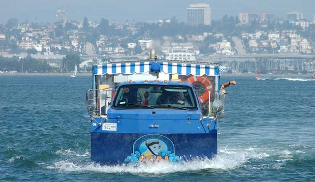 Sobre os serviços hop on hop off trolley em San Diego