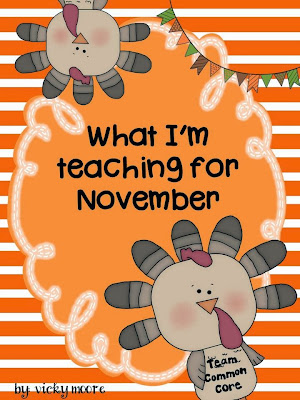 http://www.teacherspayteachers.com/Product/What-Im-Teaching-for-November-Pack-many-activities-ccss-aligned--845296