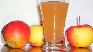 عصير التفاح و دوره في علاج الاسهال