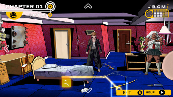 Danganronpa Trigger Happy Havoc Free Download Screenshot 3