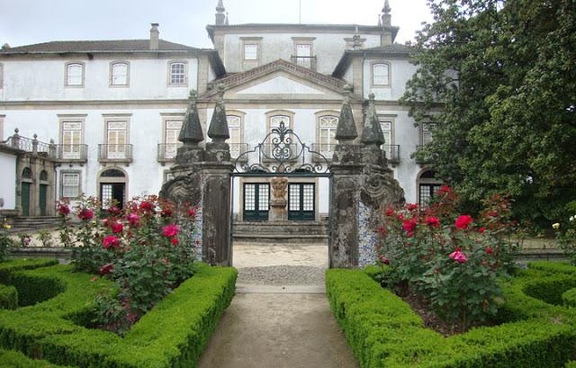 Museu dos Biscainhos em Braga