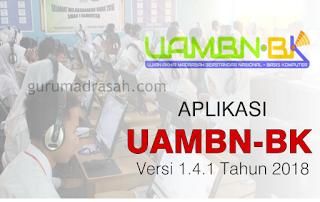 aplikasi aumbn-bk v 1.4.1 2018