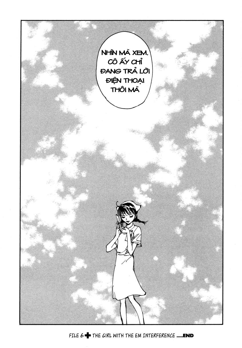 Dageki Joi Saori chap 6 - Trang 25