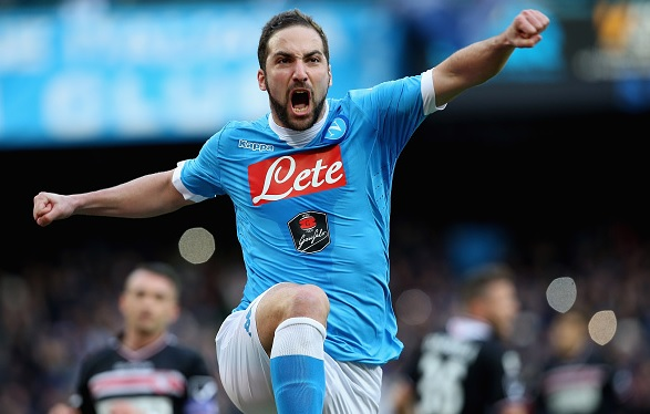 Arsenal keen on Gonzalo Higuain move