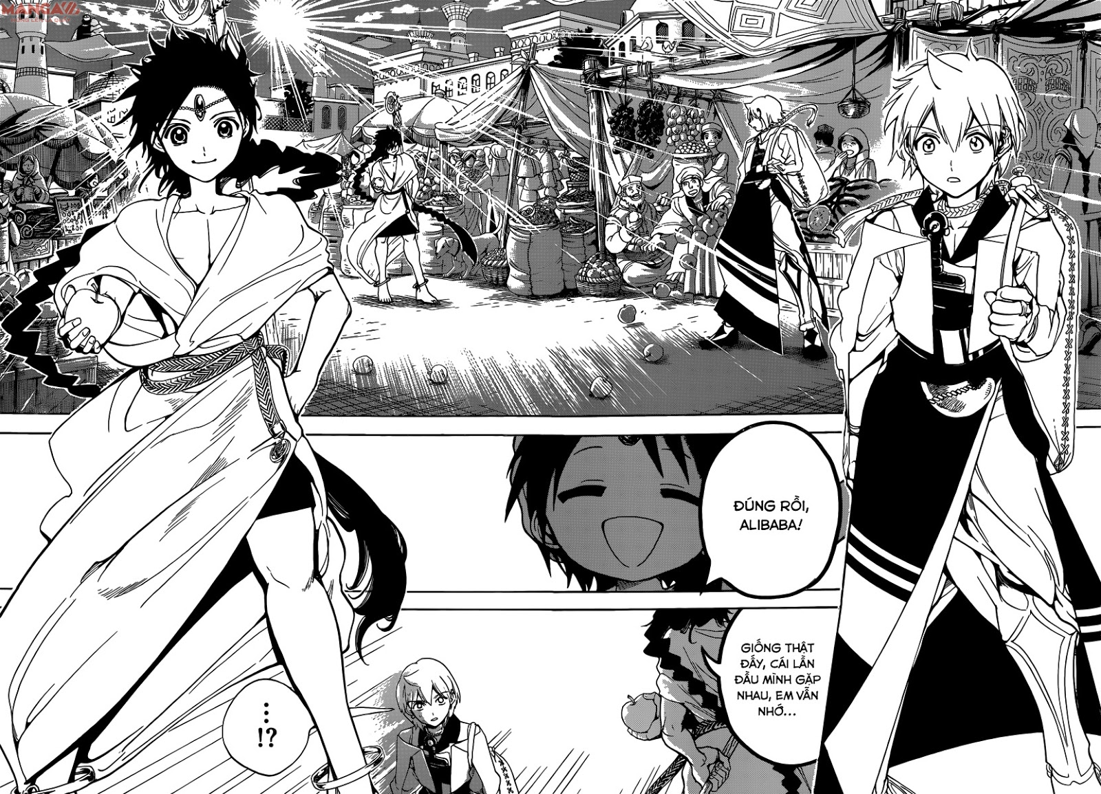 Magi - The Labyrinth Of Magic Chap 313 - TruyenTranhTop.Net