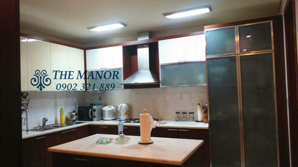 The Manor 1 HCM cho thuê căn hộ 3 phòng ngủ block AW giá rẻ bất ngờ  - hình 4