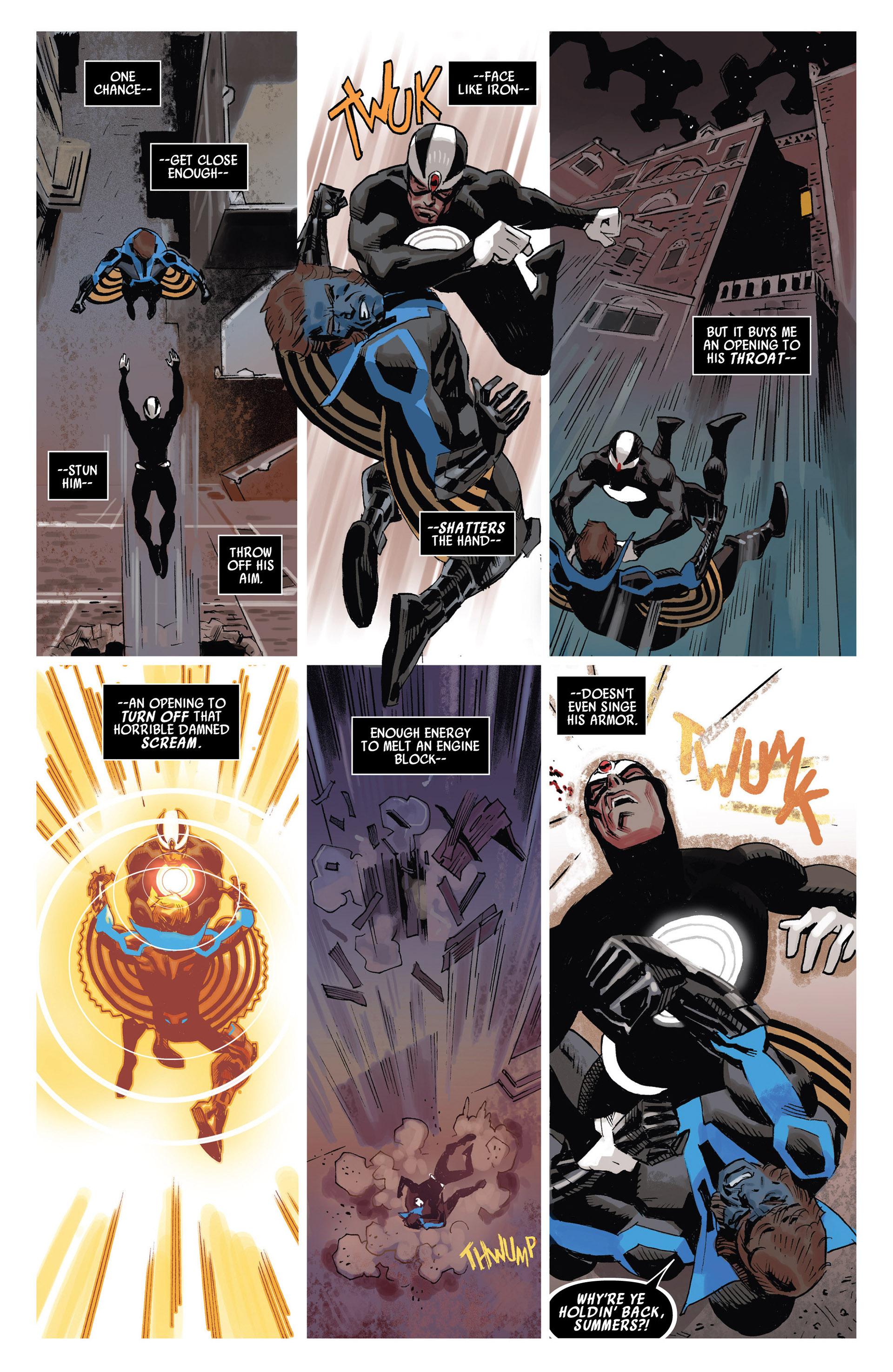 Read online Uncanny Avengers (2012) comic -  Issue #13 - 4