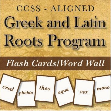 Greek and Latin Roots Program