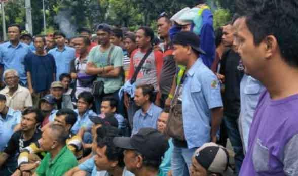 Terbongkar, Ternyata Demo Angkot di Tanah Abang karena Ada Paksaan dan Ancaman Tuk Jatuhkan Anies