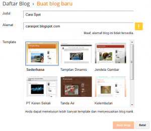 blog menjadi seo friendly