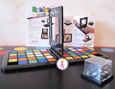 Игра настольная Rubik's Race или Цветнашки