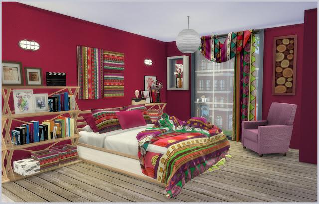 Dormitorio Maica