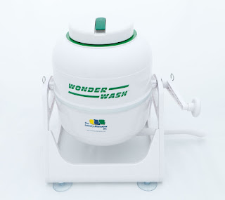 Wonderwash Mini Washing Machine Non-electric Portable and Compact